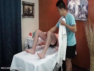Daddy'_s Erotic Massage