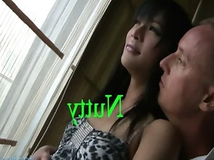 Ladyboys with Tiny Tits Hardcore Action