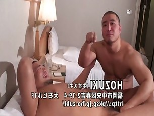 www.bearmongol.com Panda Demon Battle 2 Asian gay bear daddy