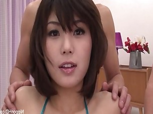 Japanes babe makes them cum